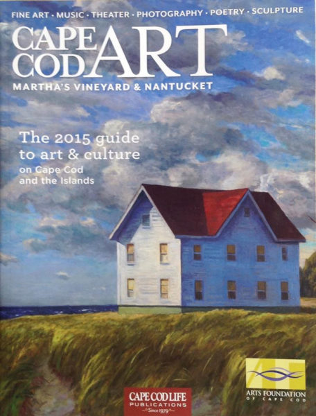cover of cape cod magazine 2015