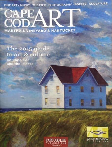 Cover of Cape Cod Art Magazine